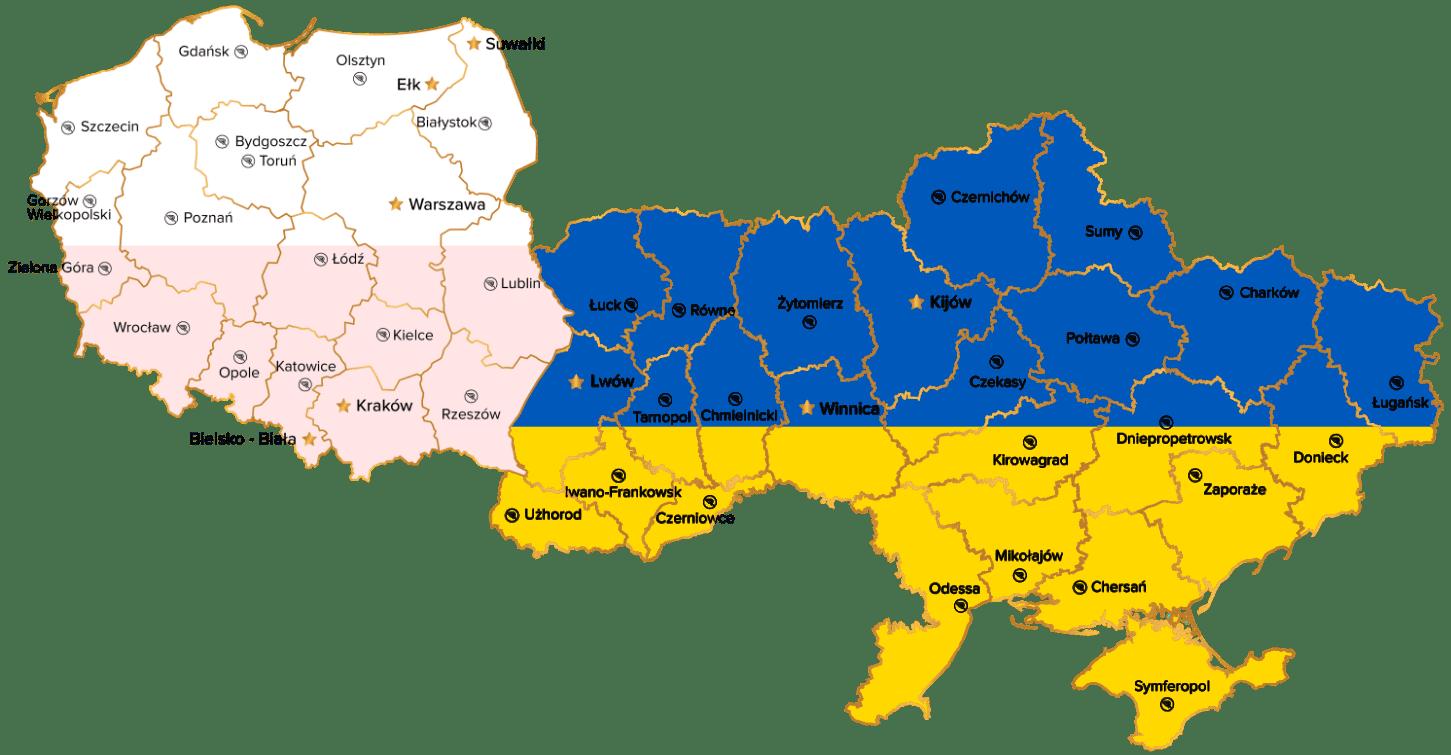 Ralen Group Mapa